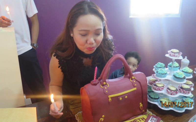Simple Birthday Celebration