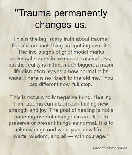 Trauma…