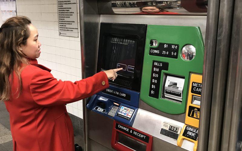 Taking Subway