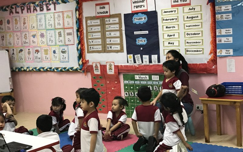 Xavier's Birthday School Celebration