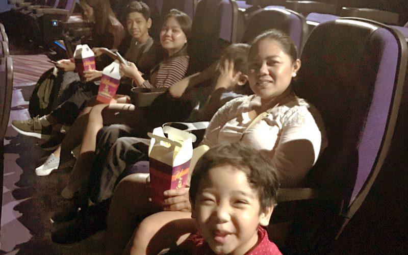 Movie Night with Kiddos