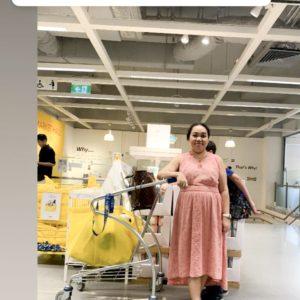 Visiting Ikea
