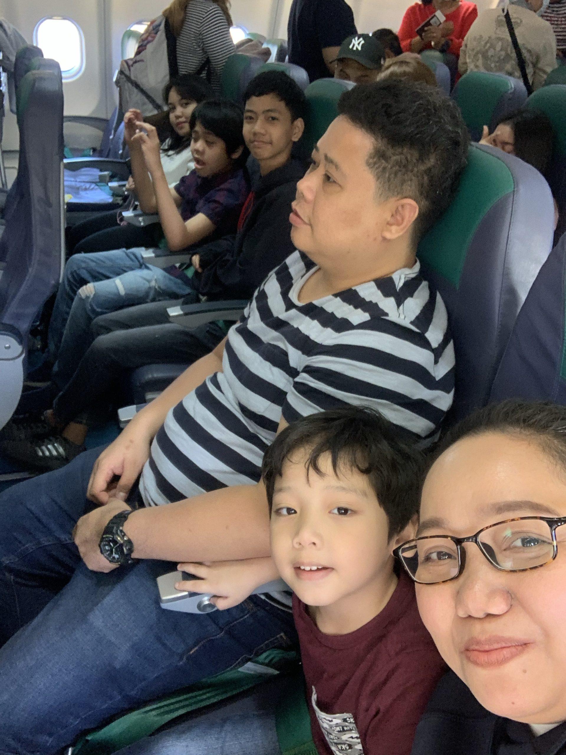 Off to South Korea