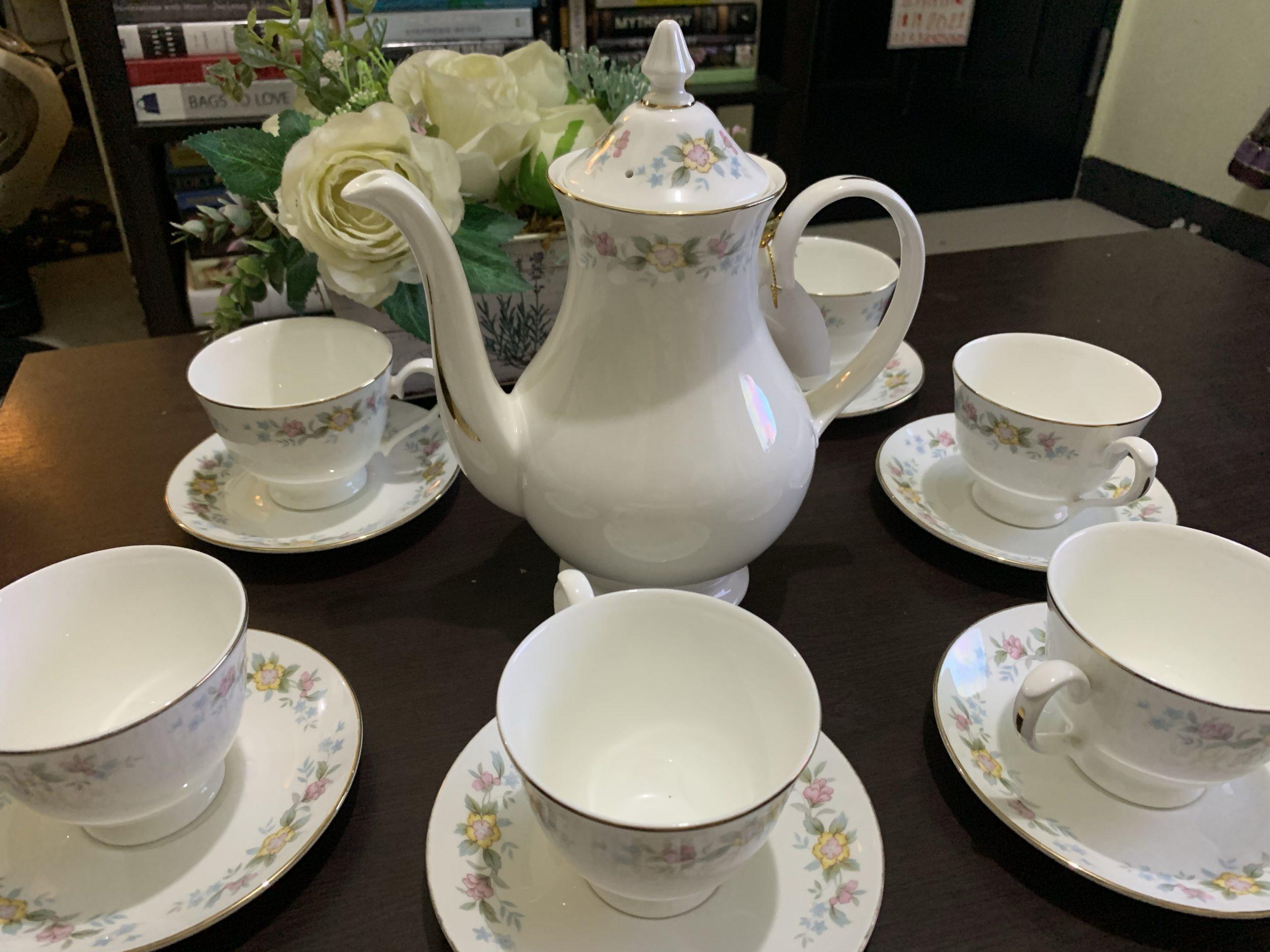 New Tea Sets