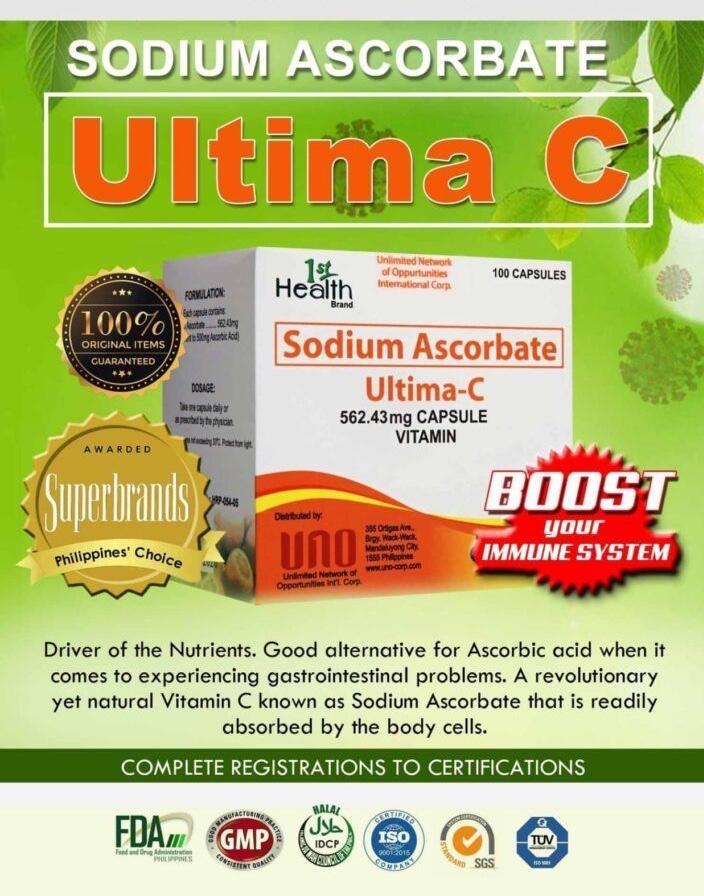 Vitamin C Free Shipping